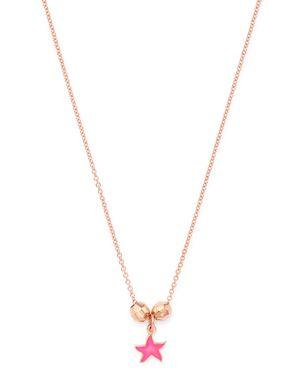 Dodo Pebbles & Starfish Pendant Necklace, 15.7