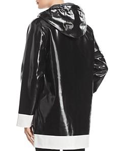 Stutterheim - Stockholm Frame Opal Raincoat