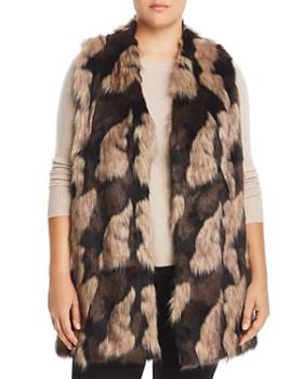 f7cfa2961faa Faux Fur Vest - Bloomingdale s