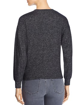 Coin - Brushed Blouson-Sleeve Sweater