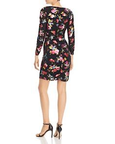 Parker - Adrienne Floral Mesh Dress