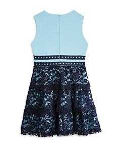 BCBGirls - Girls' Ponte Tiered Dress - Big Kid