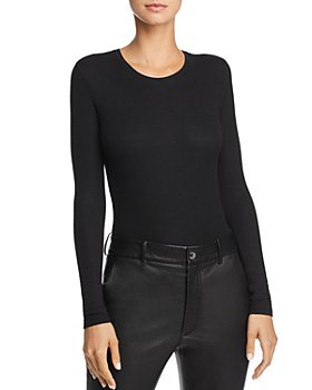ATM Anthony Thomas Melillo - Long-Sleeve Bodysuit