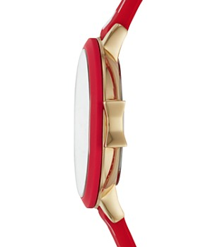 kate spade new york - Park Row Red Watch, 34mm