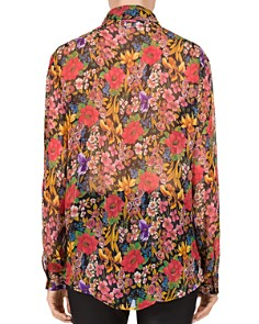 The Kooples - Cocktail Flowers Shirt