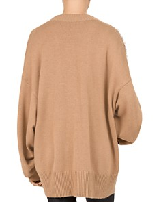 The Kooples - Pierced Knit Cardigan