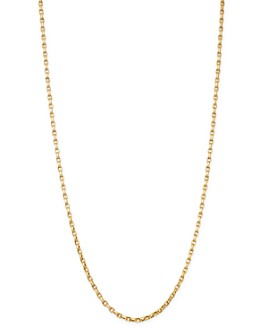 "Bloomingdale's - Link Chain Necklace in 14K Yellow Gold, 32"" - 100% Exclusive"