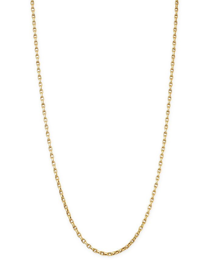 """Bloomingdale's - Link Chain Necklace in 14K Yellow Gold, 32"""" - 100% Exclusive"""