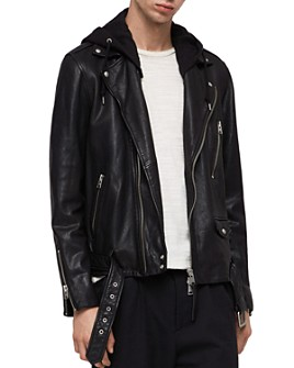 ALLSAINTS - Renzo Leather Biker Jacket