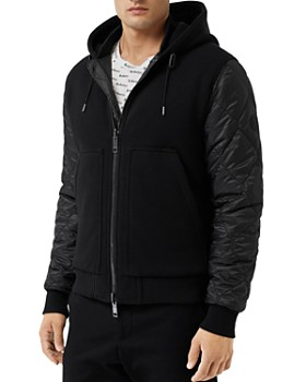 Burberry - Demford Reversible Hooded Quilted Jacket
