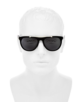 Versace Collection - Men's Flat Top Square Sunglasses, 56mm