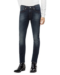Calvin Klein Jeans - Skinny Fit Jeans in Prinsen Blue