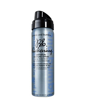 Bumble and bumble - Bb. Thickening Dryspun Texture Spray 1.5 oz. Travel Size