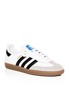 Adidas - Men's Samba OG Leather Lace-Up Sneakers