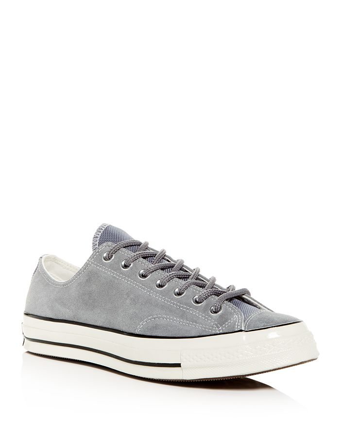 Converse Men s Chuck Taylor All Star 70 Suede Lace-Up Sneakers ... a05a762dd
