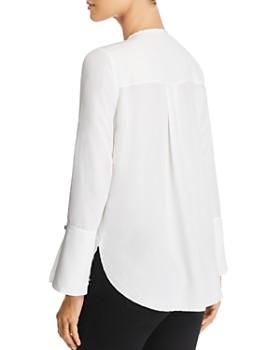 Go by Go Silk - Split Sleeve Blouse