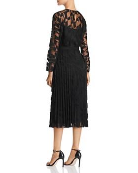 BOSS - Dalace Graphic Lace Dress