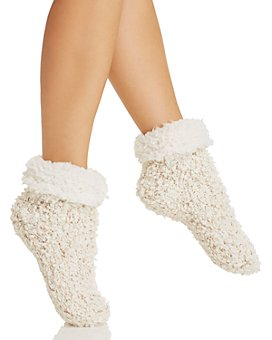 Cejoli - Cailluo Cuffed Slipper Socks