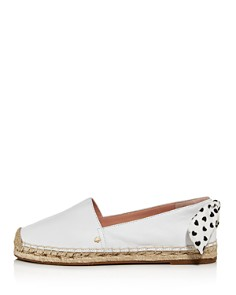 kate spade new york - Women's Grayson Espadrille Flats