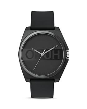 HUGO - #PLAY All Black Watch, 40mm