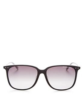 Bottega Veneta - Women's Square Sunglasses, 58mm