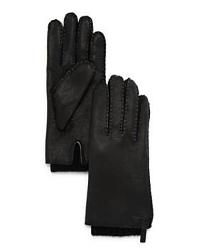 Hestra - Tony Double-Layered Leather Gloves