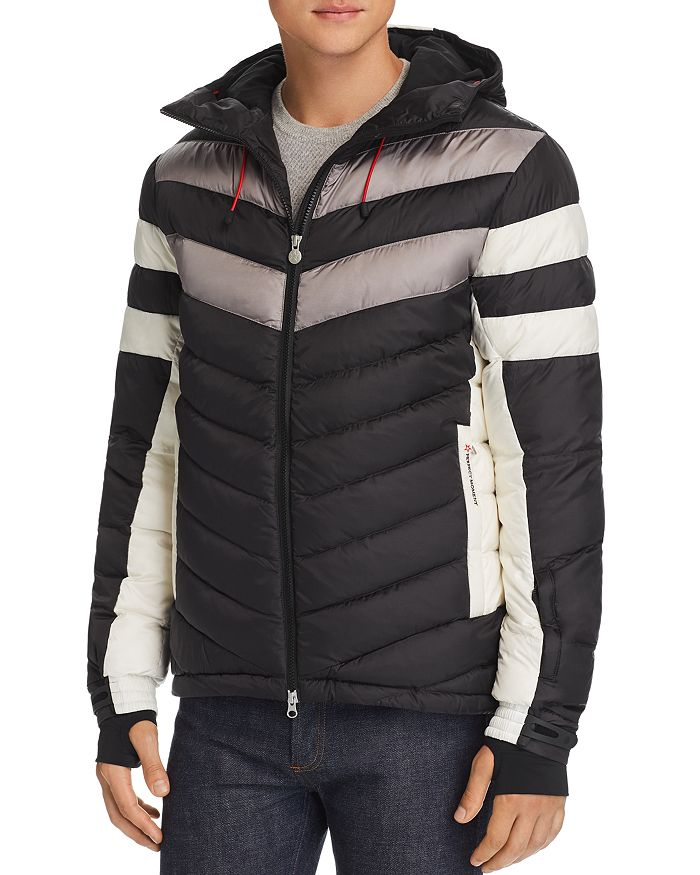 Perfect Moment - Chatel Color-Block Down Jacket