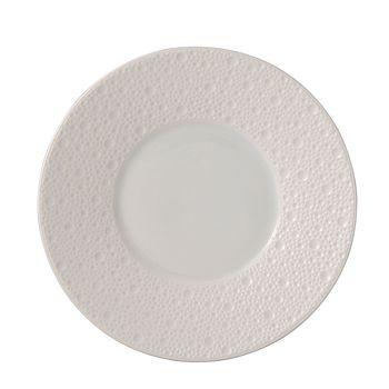 Bernardaud - Ecume White Bread & Butter Plate
