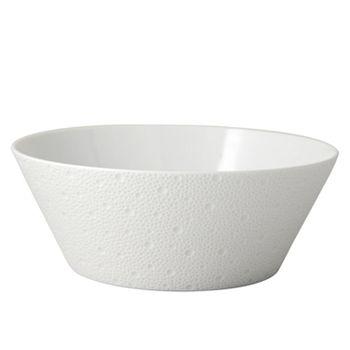 Bernardaud - Ecume White Salad Bowl