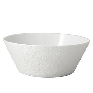 Bernardaud Ecume White Salad Bowl