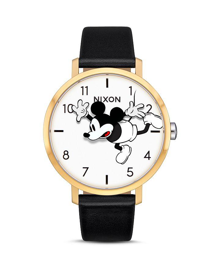 Nixon - x Disney Arrow Mickey Mouse Watch, 38mm