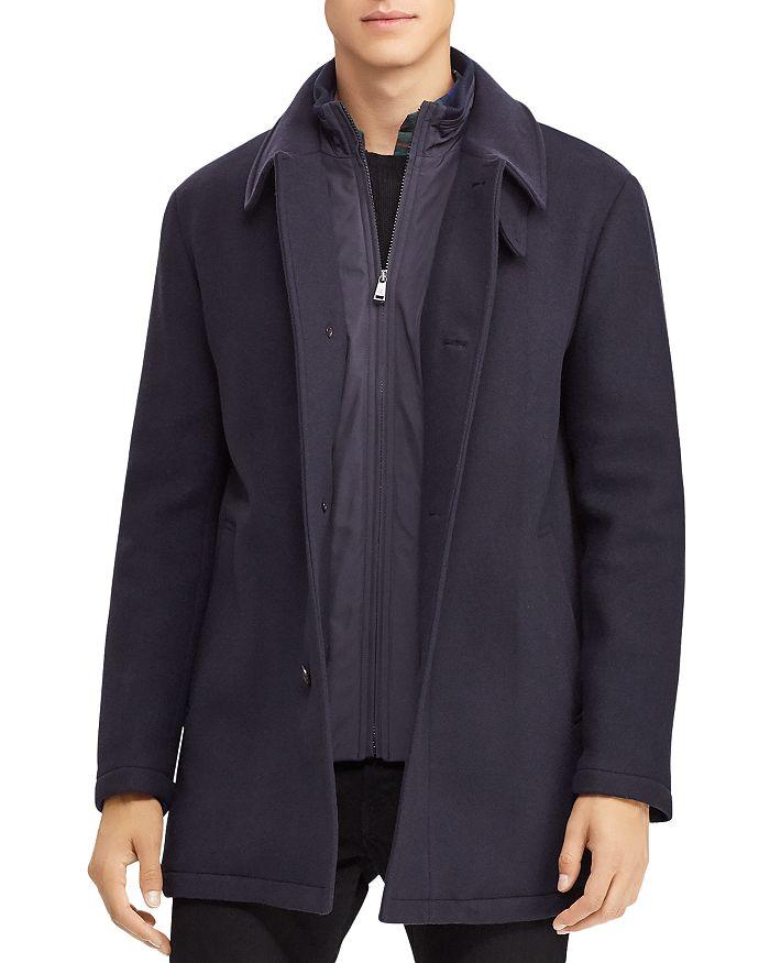 Polo Ralph Lauren - Melton Car Coat - 100% Exclusive