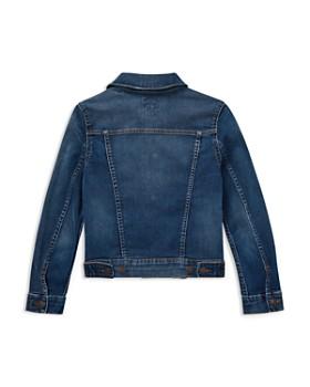 Ralph Lauren - Girls' Denim Trucker Jacket - Big Kid