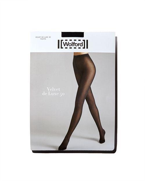 Wolford - Velvet de Luxe 50 Tights