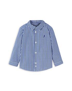 Jacadi - Boys' Gingham Shirt - Baby