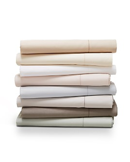 Hudson Park Collection - 680TC Fitted Sateen Sheet, California King
