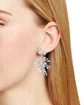 Nadri - Kara Burst Drop Earrings