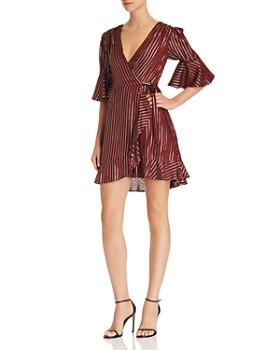 218ce7751d3 Show Me Your MuMu - Leslie Mini Wrap Dress ...