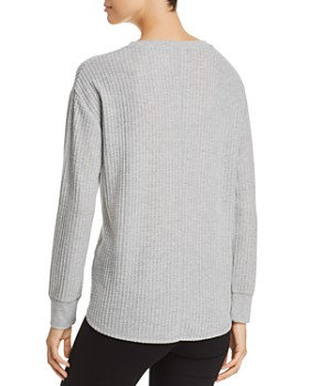 Marc New York - Waffle Knit Top