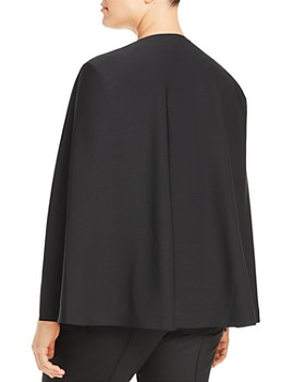 Lyssé Plus - Cape Jacket