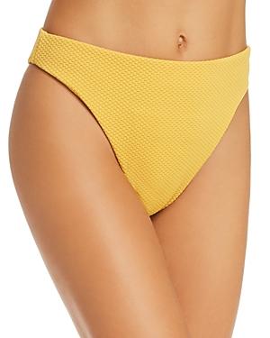Minkpink Alexa Mid-Rise Bikini Bottom