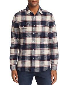 AG - Colton Plaid Regular Fit Work Shirt