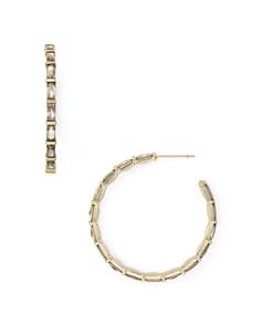 Kendra Scott - Veda Baguette Hoop Earrings