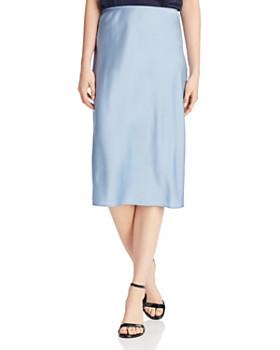 Eileen Fisher - Bias-Cut Midi Skirt