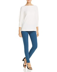 Lafayette 148 New York - Caddie Blouson Sleeve Blouse