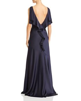 Rachel Zoe - Caroline Open-Back Gown - 100% Exclusive