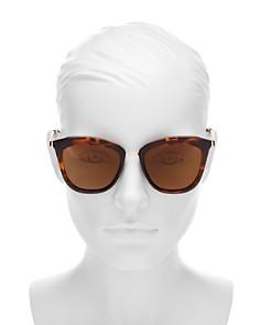 Le Specs - Women's Polarized Cat Eye Sunglasses, 53mm