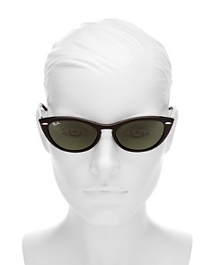 Ray-Ban - Women's Cat Eye Sunglasses, 54mm