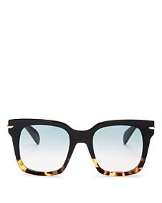 rag & bone - Women's Square Sunglasses, 51mm