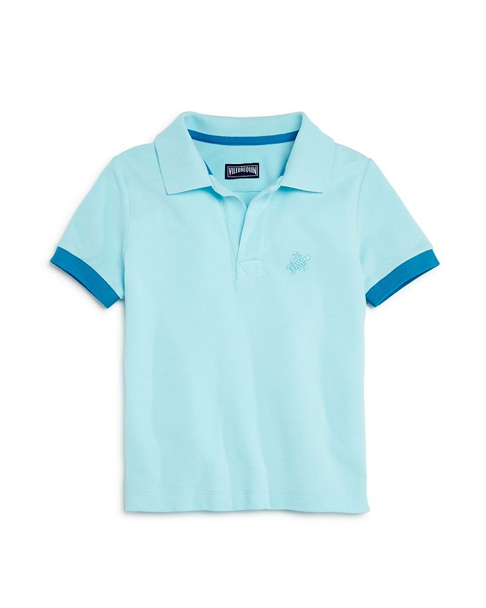 Vilebrequin - Boys' Pique Polo Shirt - Little Kid, Big Kid